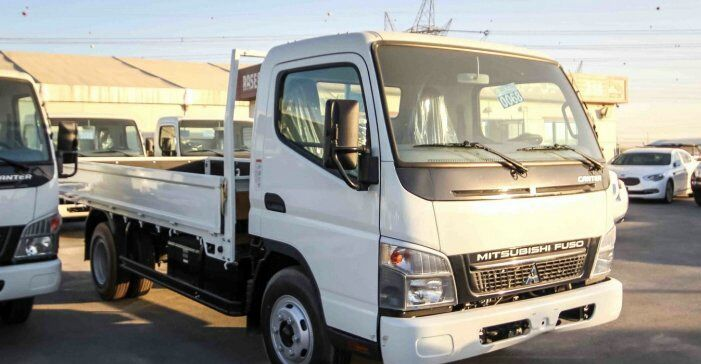 Mitsubishi Canter Fuso a venda