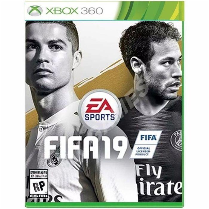FIFA 19 на XBOX360(ассортимент)