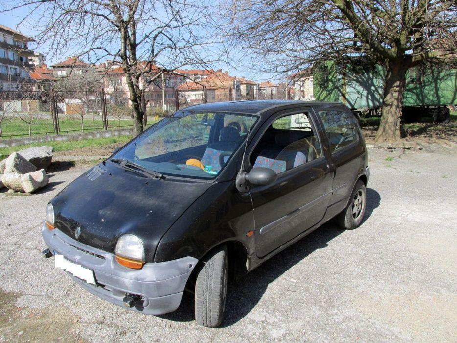 Renault Twingo /Рено Туинго/ 1.2, 44kw/55кс 1994 г. на части