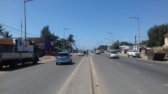 5 Hectares no Bairro Benfica a berma da estrada Av.Mocambique N1