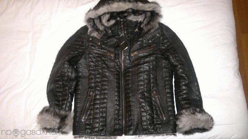 DOLCE & GABANA - Уникално кожено яке