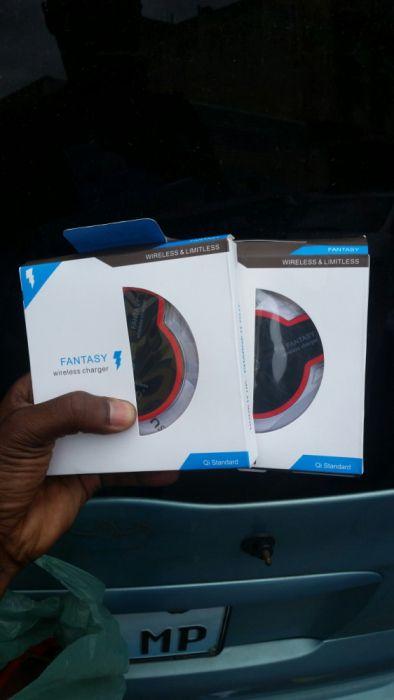 Carregadores wireless S8/S8Plus, S7/S7 edge, S6/S6 edge,note 5, note 8