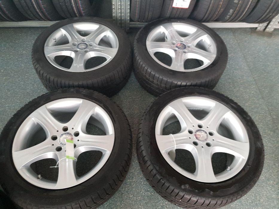 Set Roti R17 Mercedes E Class W212- Continental iarna 245/45/R17