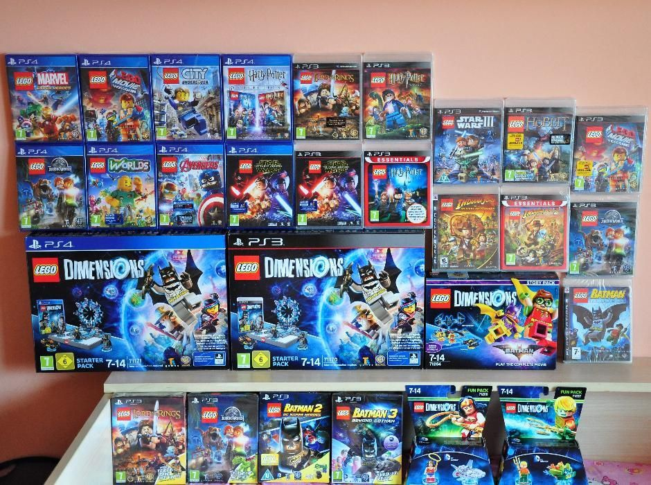 Нови ps4,ps3,Duty,Diablo,Metal,Lego,Rayman,Minecraft,trans,marvel,Dime