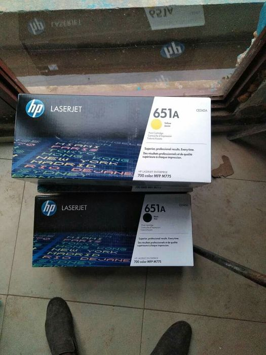Toner e tinteiros HP Canon Toshiba Epson