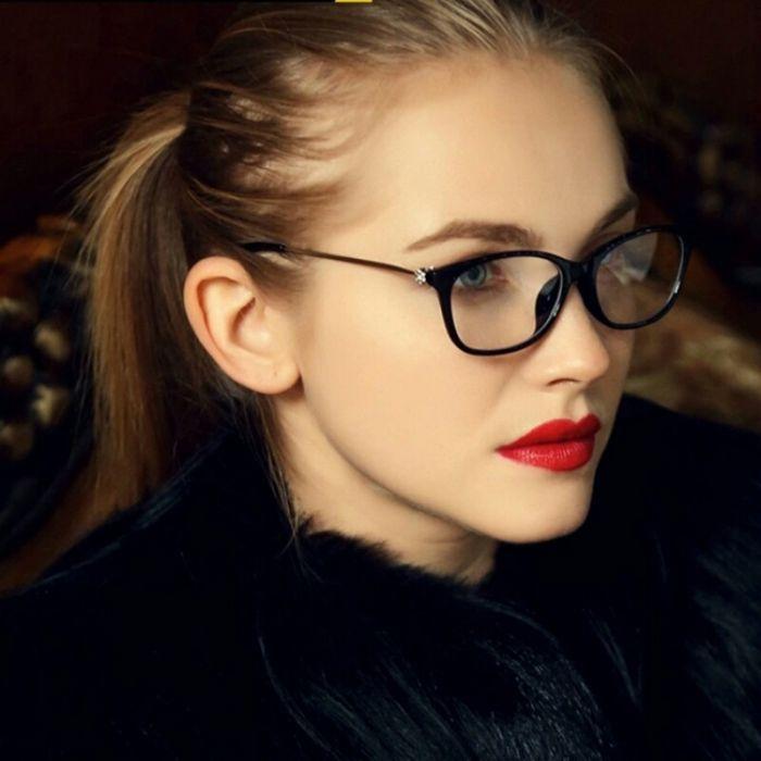 Rame ochelari vintage cat eyes ochi de pisica model retro de dama