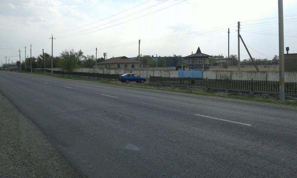 База в Аксукенте по Карабулакскому шоссе