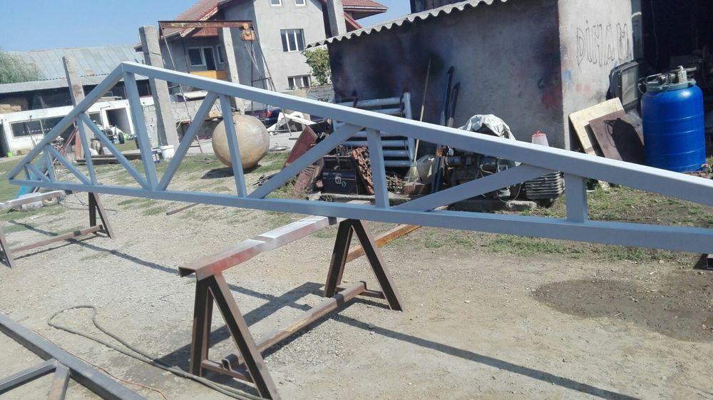 Vând hală metalica 6m×30×4 7200 euro