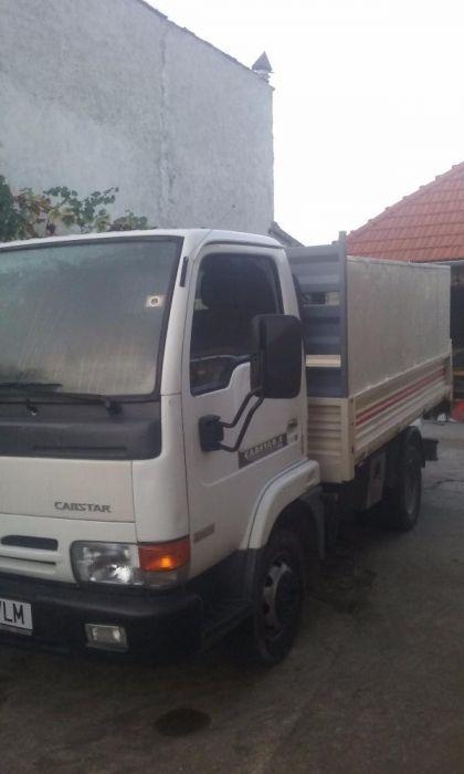 Transport marfa (nisip, sort, piatra, pamant etc ) 3.5 t basculabila