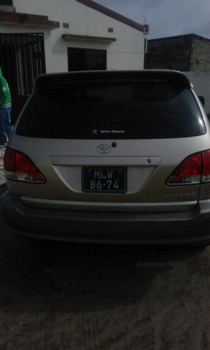 Toyota harrier