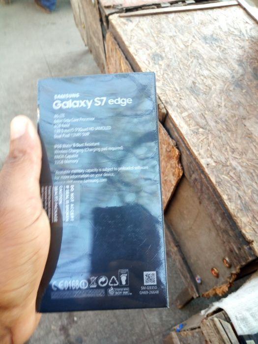 Samsung galaxy S7 edge selados