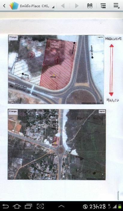 Zona Comercial - Alugo um terreno