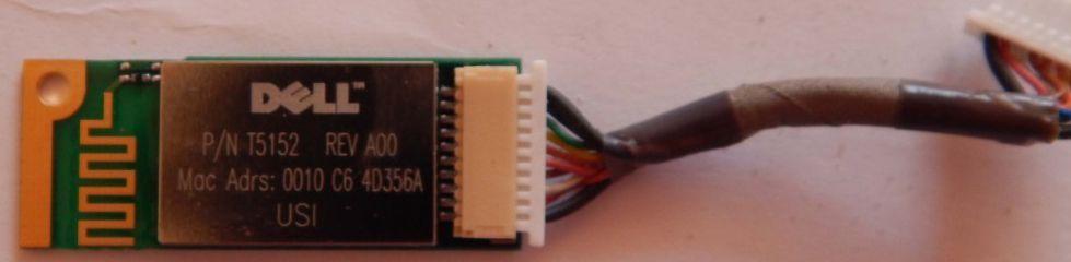 Modul Bluetooth Dell + cablu
