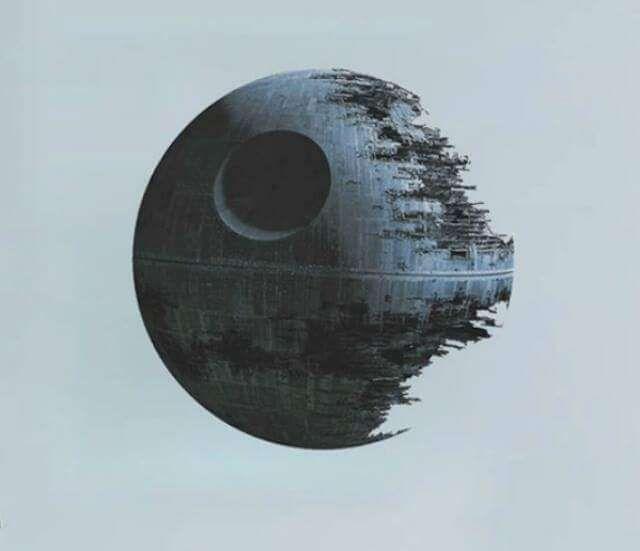 """Стикер за стена """"Star Wars"""""""