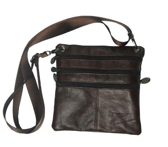 Продам сумку мужскую из мягкой натуральной кожи -НОВАЯ