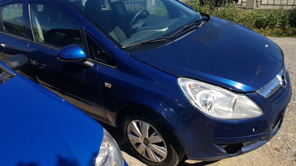 Opel Corsa D опел корса Д На части