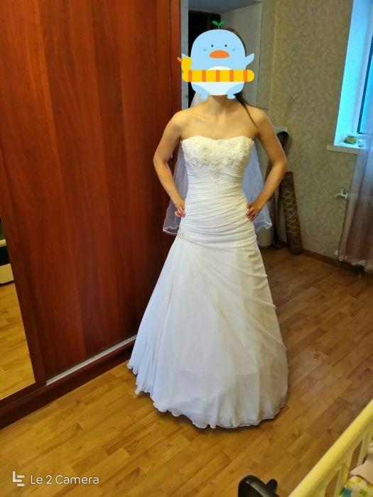 Свадебное платье.срочно!