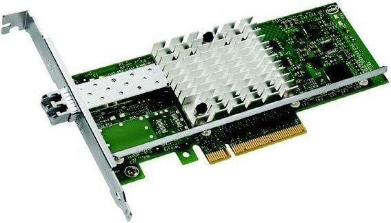 Intel 10Gb SFP+ Ethernet Converged Network Adapter X520-SR1