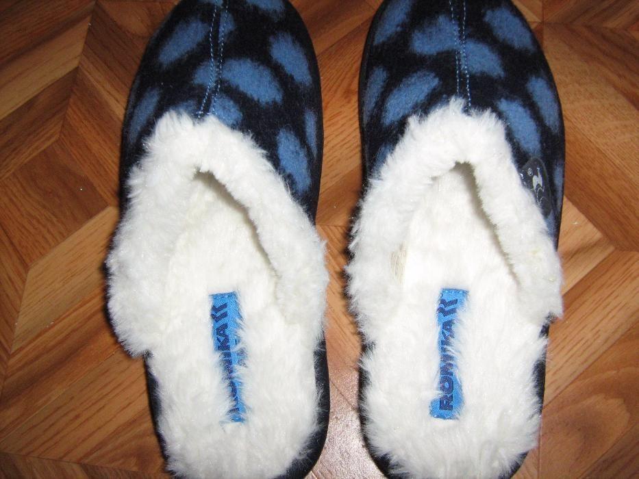 дамски зимни чехли
