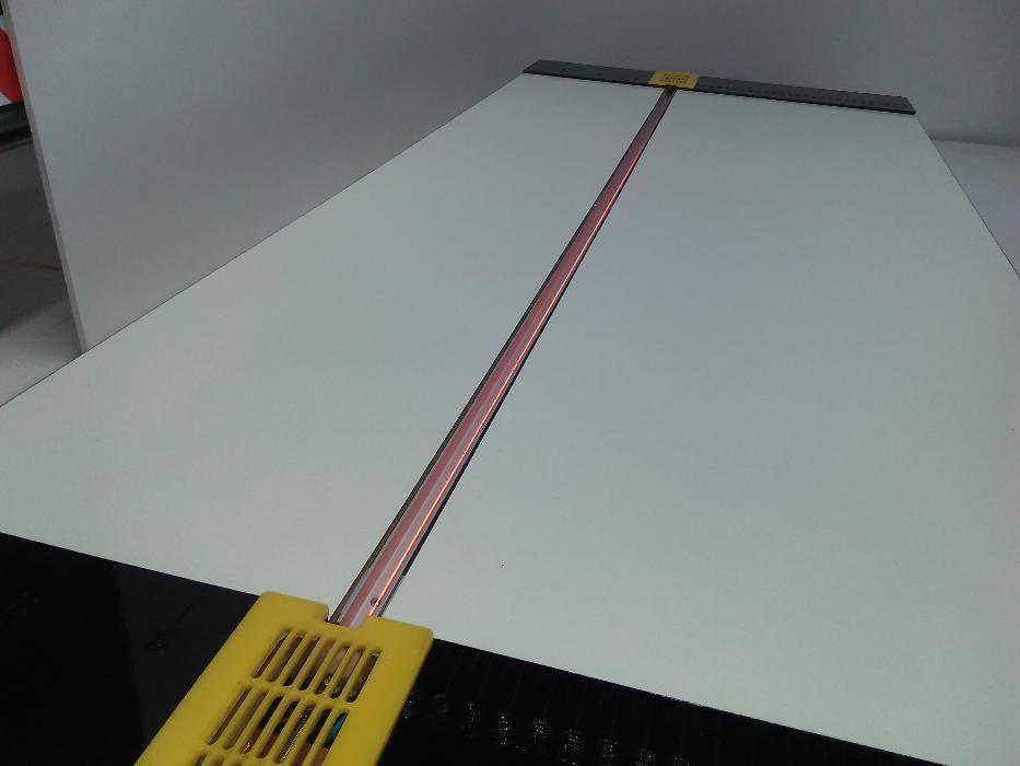 Masa pentru indoire plexiglas la cald 1000mm