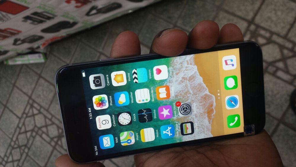 iPhone 6 novo fora da caixa 16 gb Bairro Central - imagem 1