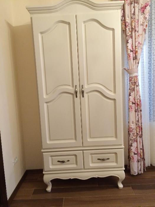 Dormitor lemn masiv Silvia
