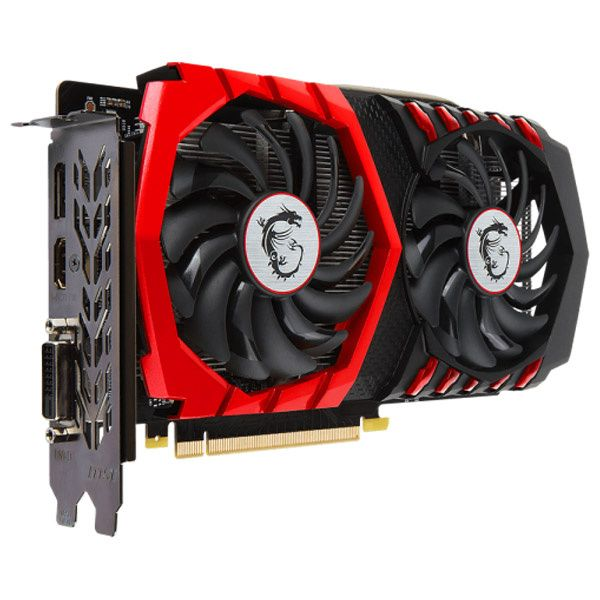 Placa video NVIDIA GeForce GTX 1050 Gaming X 2GB GDDR5 128bit noua