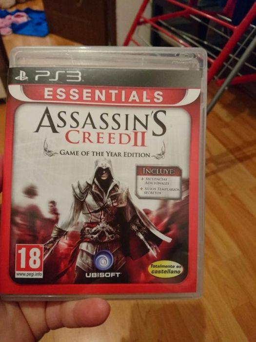 PS3 Assassins creed 2