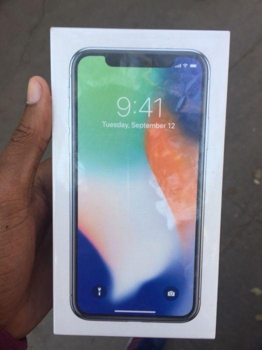 Iphone X (10) 64gb