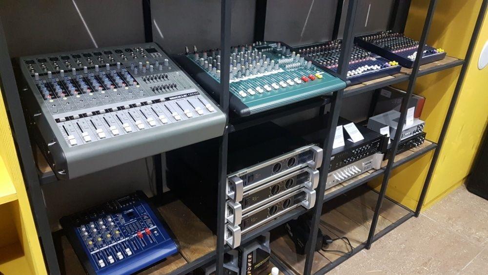 Звуковое оборудование