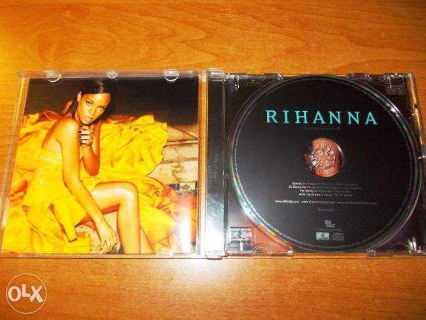 Rihanna good girl gone bad/ julio iglesias/destiny's child/Aguilera