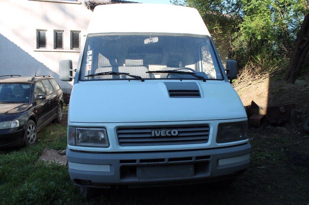 Бус Ивеко 3510 на части