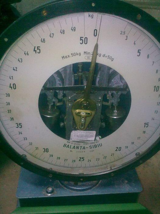 Cantar analitic Balanta Sibiu max.50kg