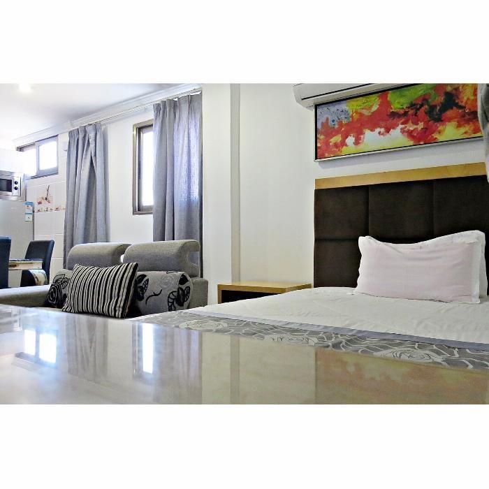Suite Linda & boa diária - GataGold Apart-Hotel