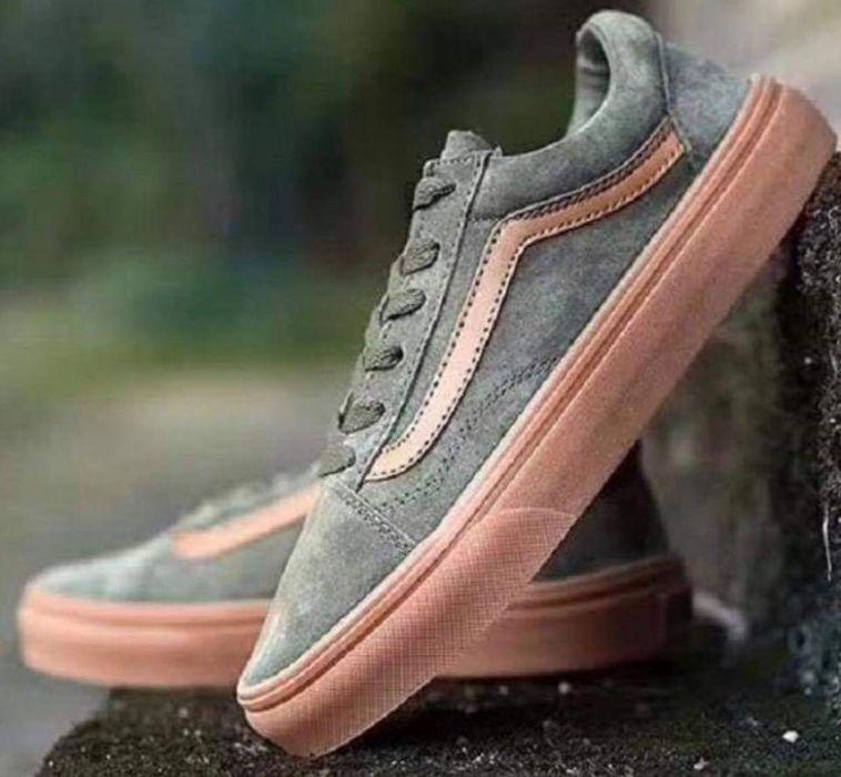Vans old