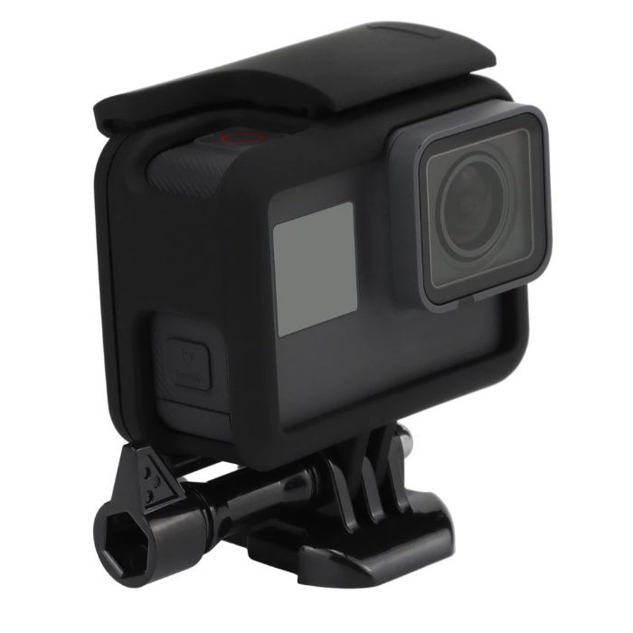 Carcasa , suport camera GoPro hero 5 6 7 rama suport prindere
