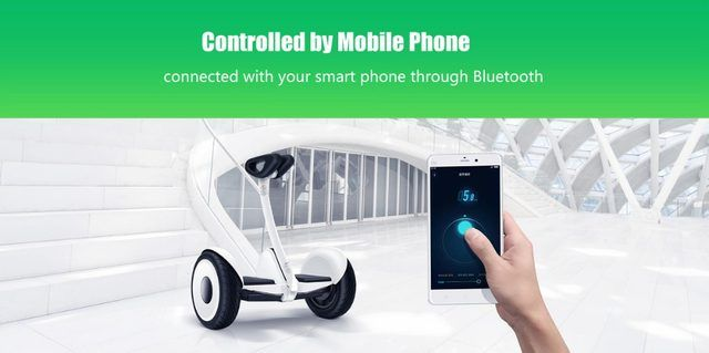 Xiaomi Hoverboard Scooter Ninebot
