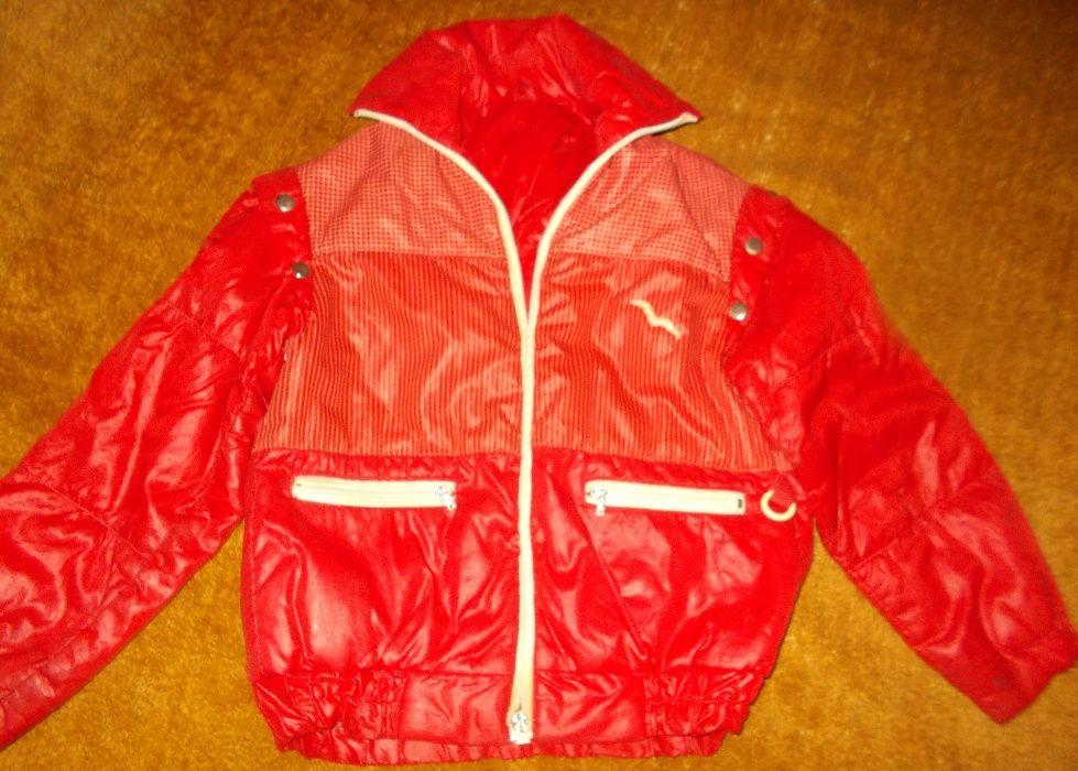 Топло зимно детско яке за момиче - 50% намаление