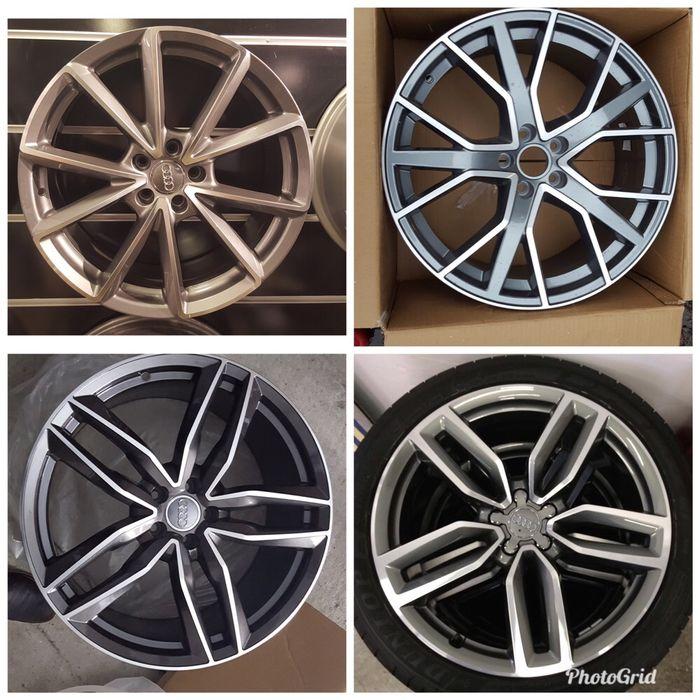 Audi джанти - 17 , 18 , 19 , 20 , 21 цола - НОВИ