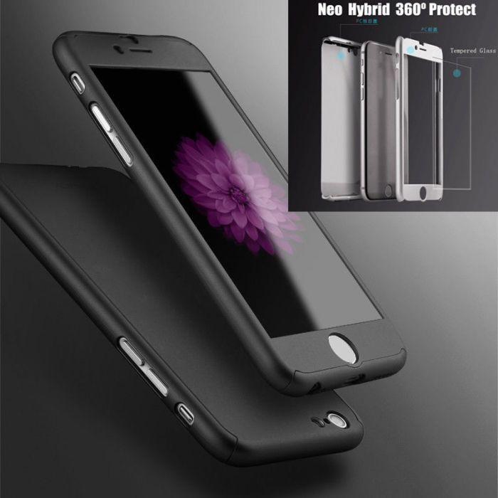 Huse full body (360) Iphone Xs,Xr,XsMax,X,8,8plus SE.5,6,6plus,7,7plus