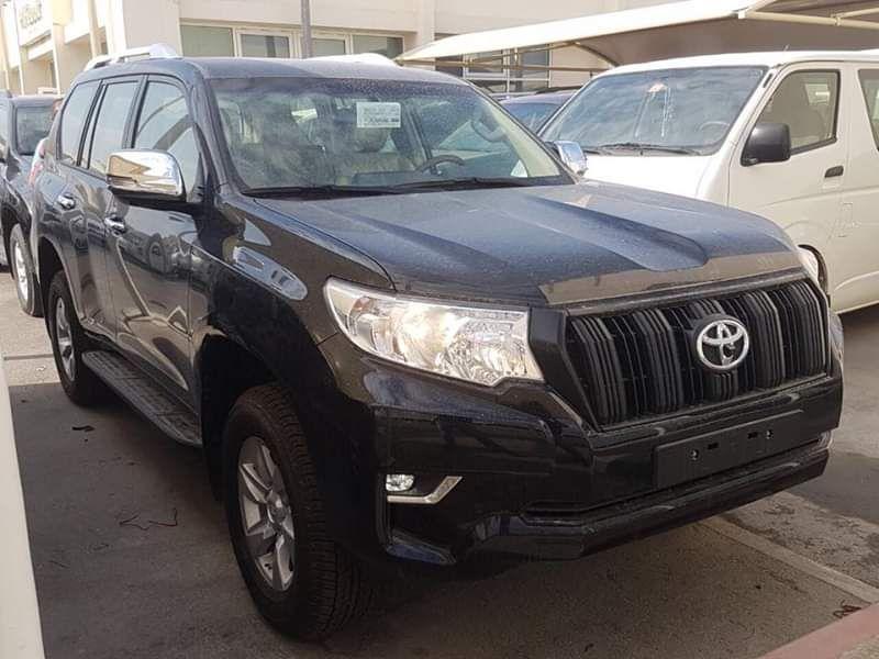 Toyota land cruiser prado vxr