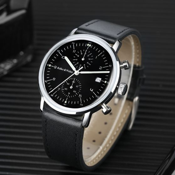 Vendo relógio de homem da marca Keller & Weber