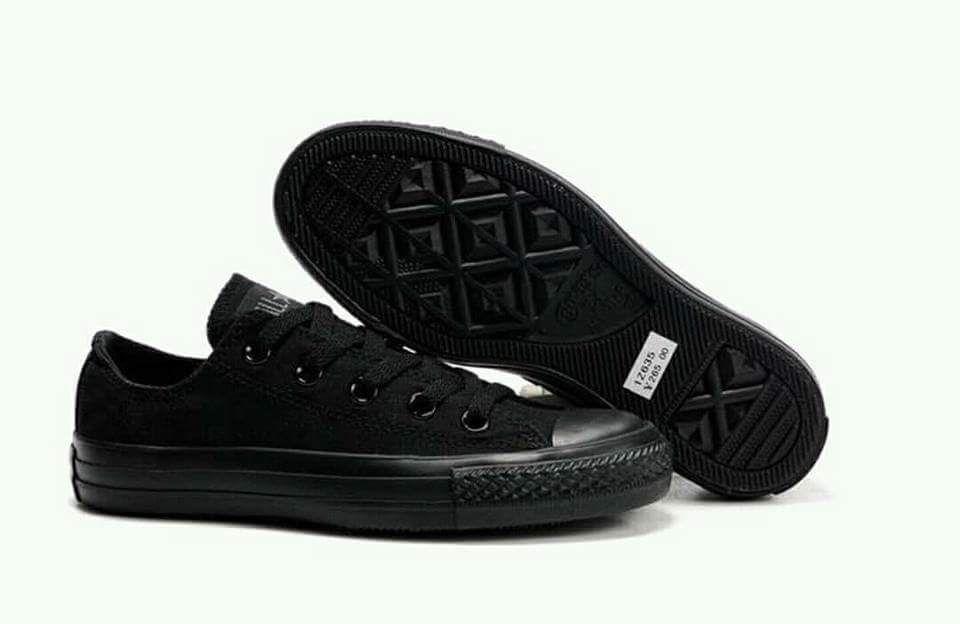 Al Black Converse