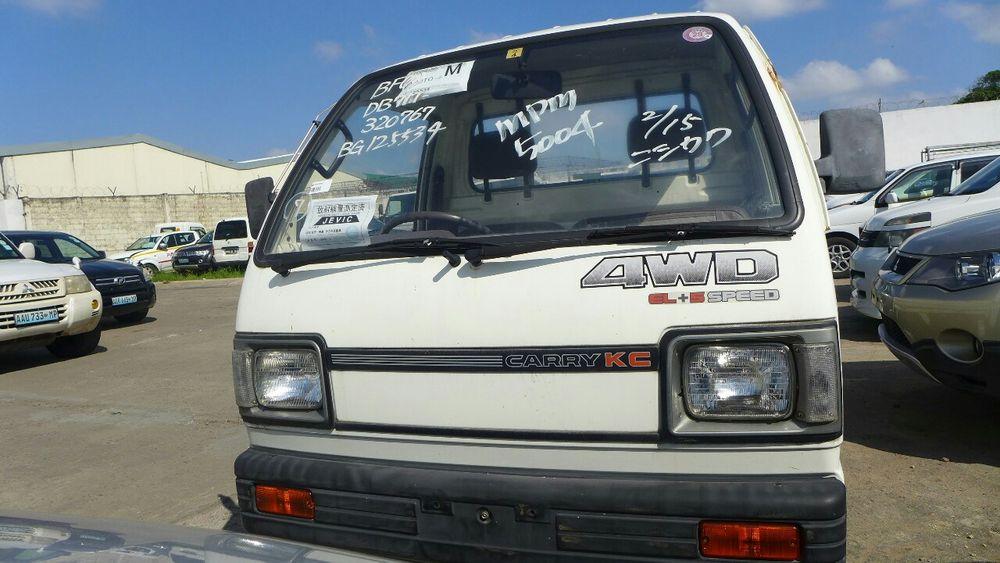 Suzuki carry truck 4wd