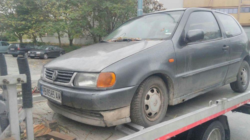 Volkswagen Polo 1.1 na chasti / Фолкслаген Поло 1.1 на части