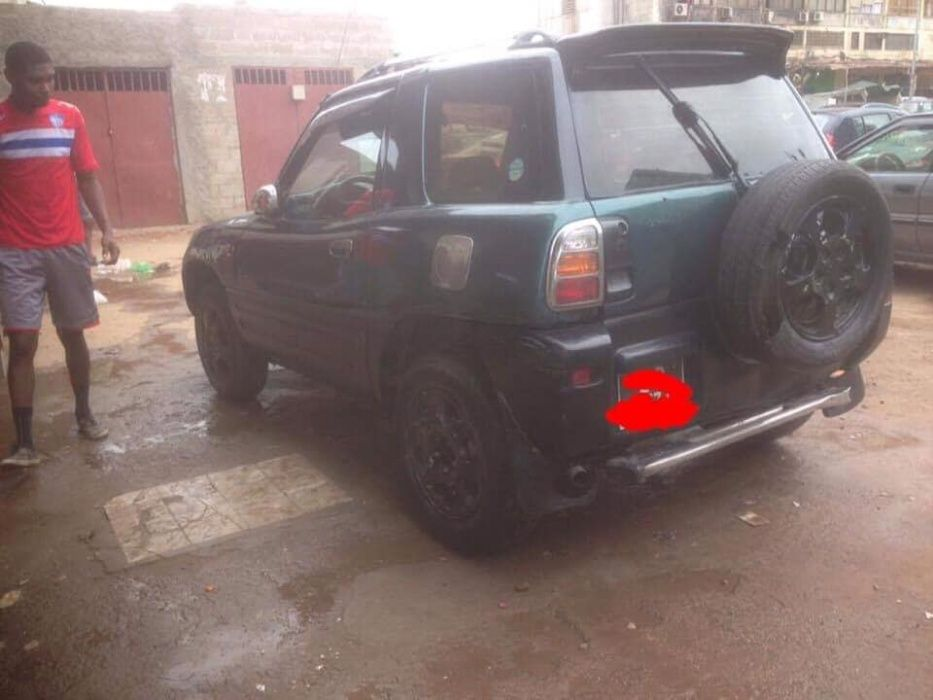 Toyota Rav 4 desportivo (3 portas)