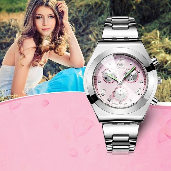 ceas dama marca LONGBO