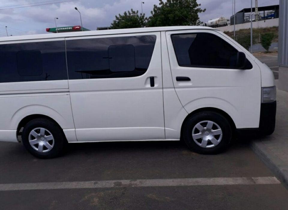 Toyota hyace guadradinho