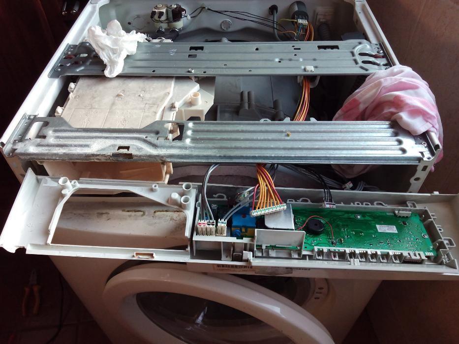 somos a solução para o conserto da tua máquina de lavar roupa...