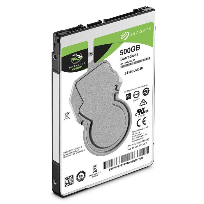 Hard Disk 500GB Laptop Notebook 128MB Buffer Sata III 7mm nou sigilat